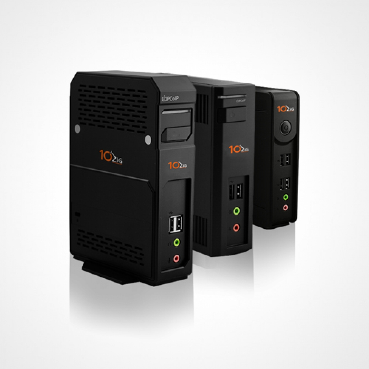 V1200 Zero Client Serie