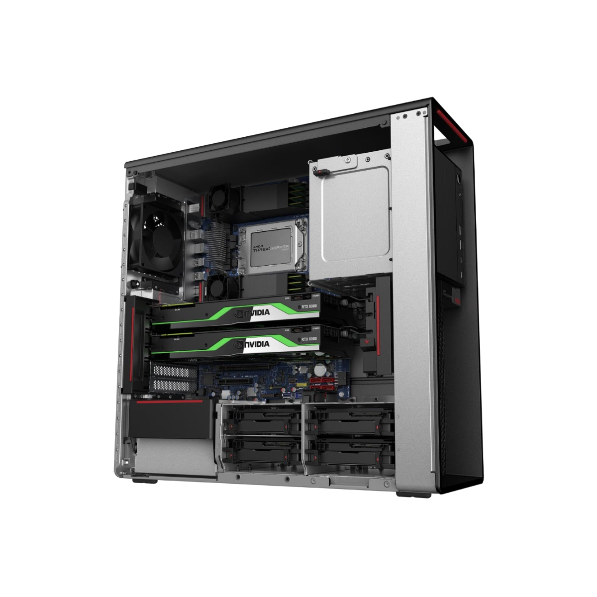 ThinkStation P620 Threadripper PRO Workstation