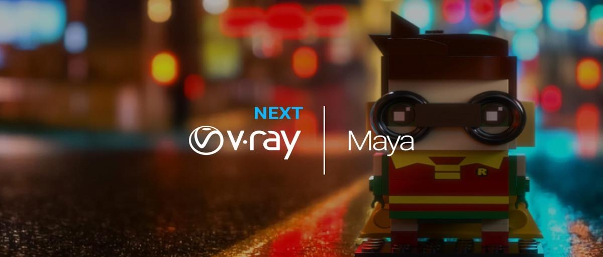 V-Ray Next for Maya Update 2.2