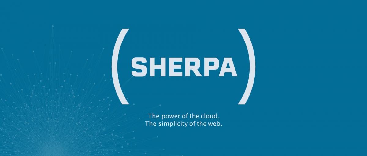 Einführung von Sherpa für Managed Cloud Workflows